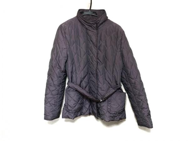 MAX&CO.(マックス&コー) ダウンジャケット サイズ42 M レディース美品  パープル