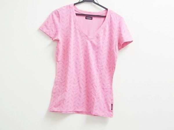 エンポリオアルマーニ アンダーウェア 半袖Tシャツ サイズM レディース ピンク
