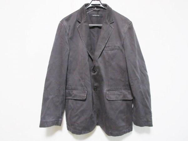 CK39(カルバンクライン) ジャケット メンズ ダークグレー 綿