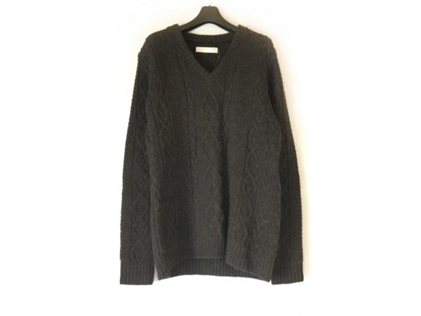 スリーブラインドマイス 長袖セーター サイズ38 M メンズ ダークグレー