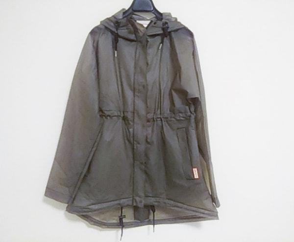 HUNTER(ハンター) コート サイズXS レディース グレー 春・秋物