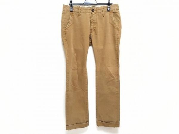 TMT(ティーエムティー) パンツ サイズS メンズ美品  ライトブラウン