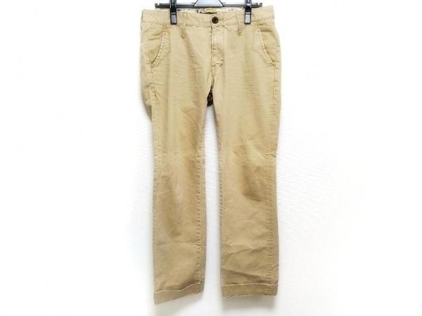 TMT(ティーエムティー) パンツ サイズS メンズ美品  ベージュ