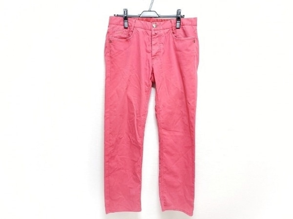 L.B.M.1911(エルビーエム1911) パンツ サイズL メンズ美品  ピンク