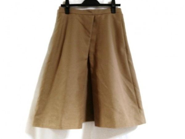 Shinzone(シンゾーン) スカート サイズ36 S レディース新品同様  ブラウン