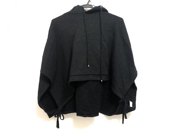 FACETASM(ファセッタズム) ポンチョ レディース美品  黒