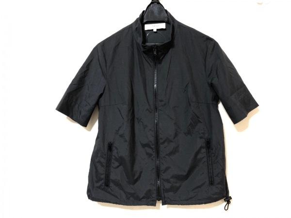 INED(イネド) ブルゾン サイズ2 M レディース 黒 半袖