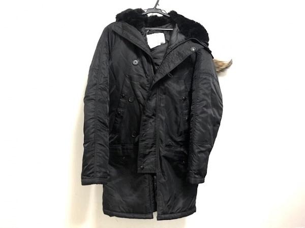 SPIEWAK(スピーワック) ダウンコート サイズ34 S メンズ 黒 冬物