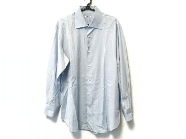 FRAY(フレイ) 長袖シャツ サイズ42 L メンズ ライトブルー