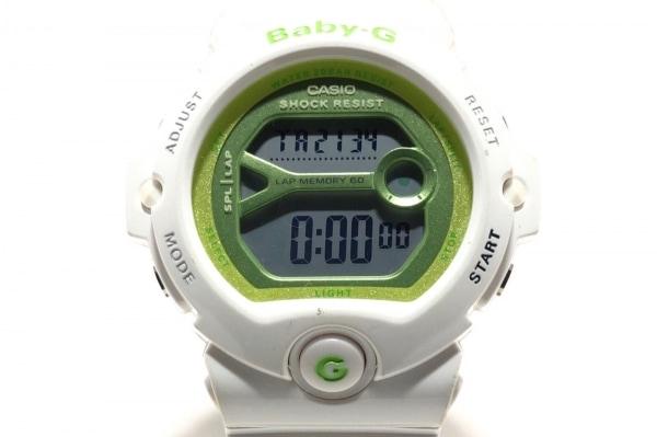 CASIO(カシオ) 腕時計 Baby-G BG-6903 レディース ライトグリーン