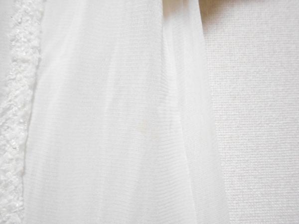 NOKO OHNO(ノコオーノ) ジャケット サイズ38 M レディース アイボリー