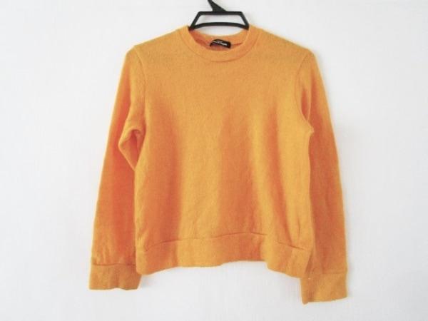 tricot COMMEdesGARCONS(トリココムデギャルソン) 長袖セーター レディース オレンジ