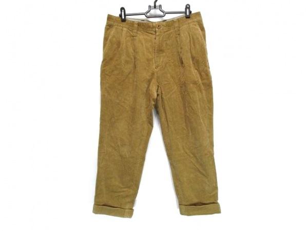 FACTOTUM(ファクトタム) パンツ サイズ48 XL メンズ ブラウン