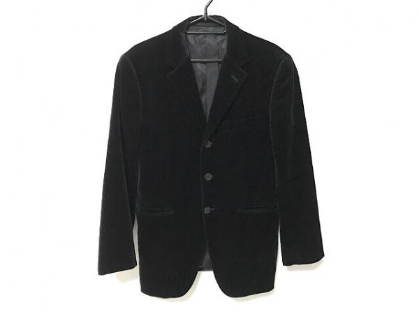 PaulSmith(ポールスミス) ジャケット メンズ 黒 ベロア
