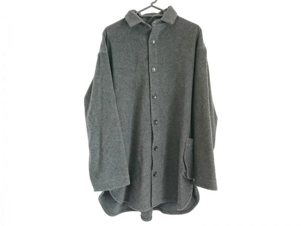 Porter Classic(ポータークラシック) 長袖シャツ サイズ1 S メンズ美品  ダークグレー