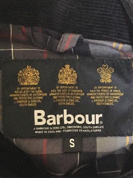 Barbour(バーブァー) ベスト サイズS レディース 黒