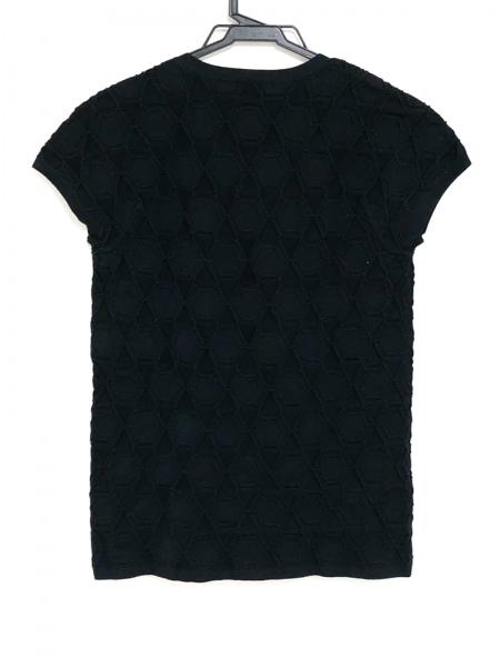 CHANEL(シャネル) 半袖カットソー サイズ38 M レディース 黒