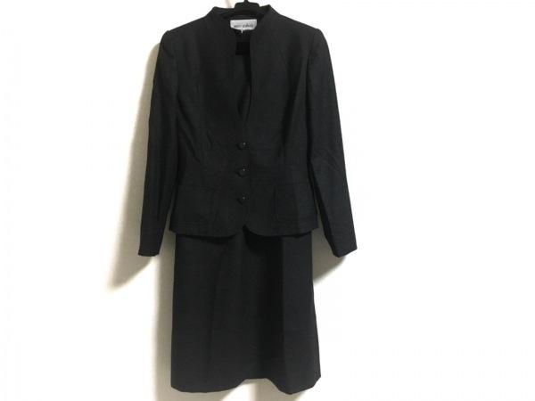 miss ashida(ミスアシダ) ワンピーススーツ サイズ9 M レディース美品  ダークグレー