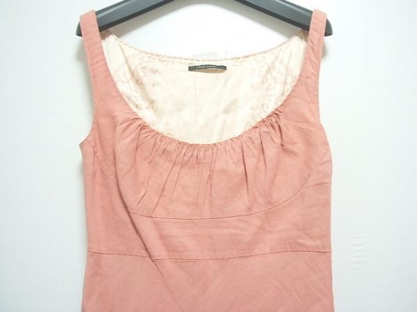 ELIE TAHARI(エリータハリ) ワンピース サイズ2 M レディース ピンク