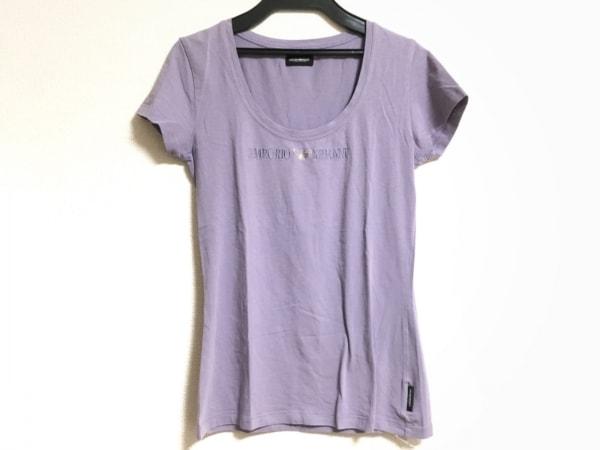 エンポリオアルマーニ アンダーウェア 半袖Tシャツ サイズxs XS レディース