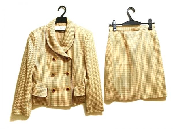 ユキサブロウワタナベ スカートスーツ サイズ9 M レディース美品