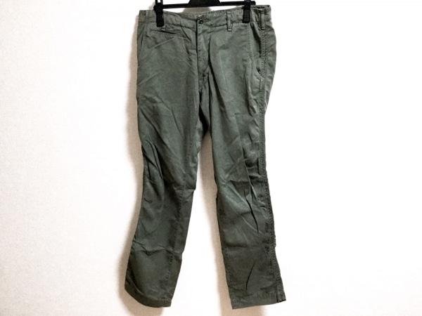 ESTNATION(エストネーション) パンツ サイズ46 XL メンズ カーキ