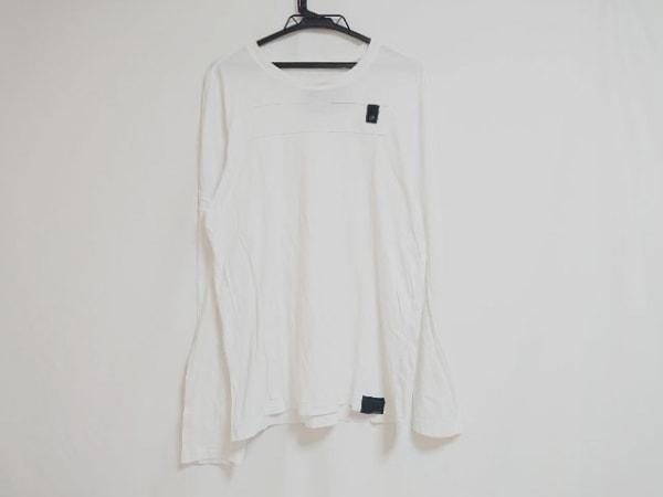 G-STAR RAW(ジースターロゥ) 長袖Tシャツ サイズL レディース 白