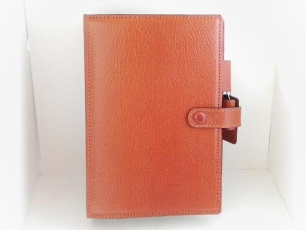 ASHFORD(アシュフォード) 手帳美品  ブラウン レザー