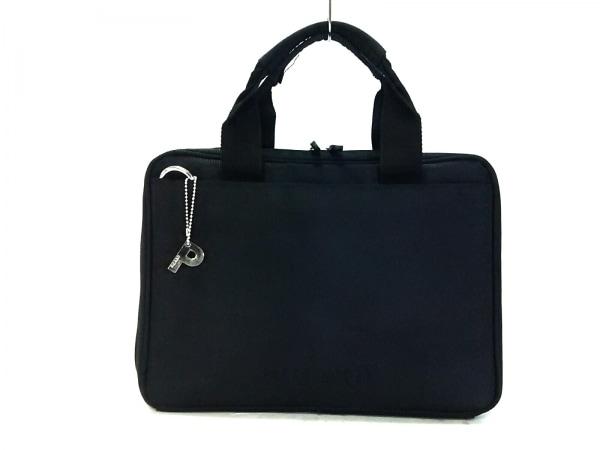 PICARD(ピカード) ビジネスバッグ美品  黒 化学繊維