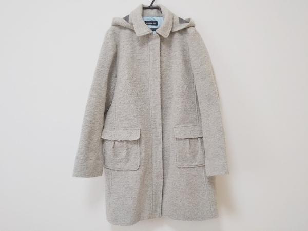 kansai(カンサイ) コート サイズ11 M レディース ライトグレー 冬物/KANSAI BIS