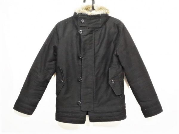 SHELLAC(シェラック) ブルゾン サイズ46 XL メンズ 黒 冬物
