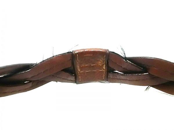COACH(コーチ) ショルダーバッグ - 10043 ブラウン レザー