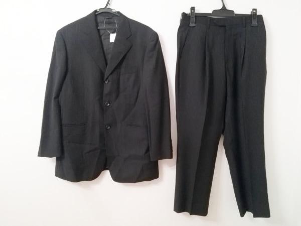JUN MEN(ジュンメン) シングルスーツ サイズL メンズ ダークネイビー×ネイビー