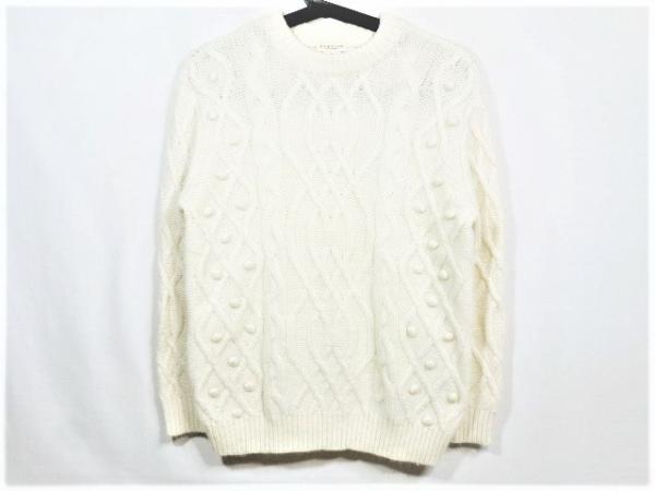demylee(デミリー) 長袖セーター サイズXS レディース美品  白