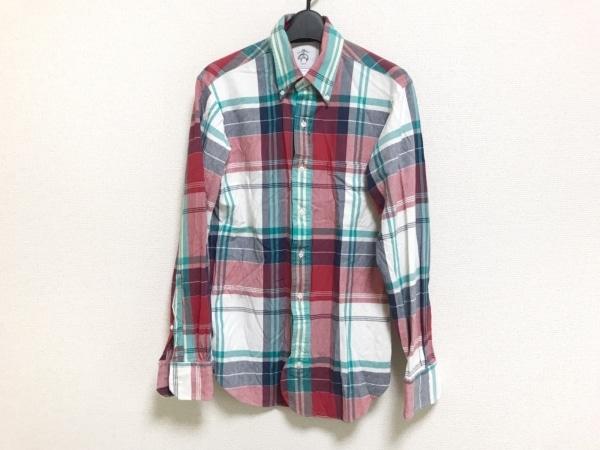 ブラックフリース バイ ブルックスブラザーズ 長袖シャツ サイズBB0 メンズ美品