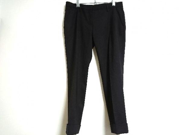 PRADA(プラダ) パンツ サイズ44 L レディース美品  ダークブラウン