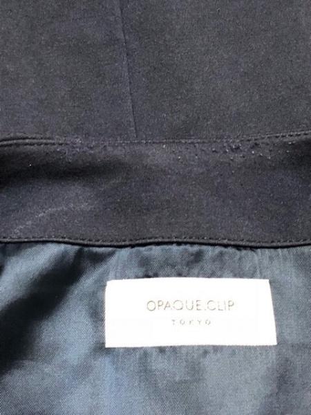 OPAQUE(オペーク) レディースパンツスーツ レディース ダークネイビー CLIP