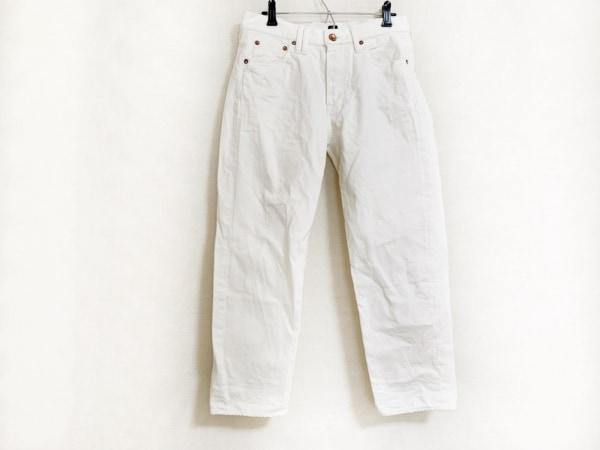 chimala(チマラ) パンツ サイズ26 S レディース美品  アイボリー