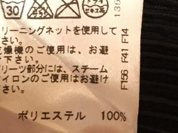 NOKO OHNO(ノコオーノ) ジャケット サイズ42 L レディース美品  黒 プリーツ