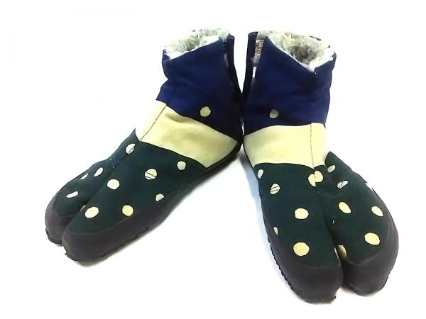 SOU・SOU(ソウソウ) 靴 23.0 レディース マルチ 足袋 キャンバス