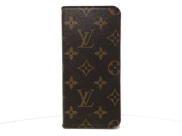 ルイヴィトン 携帯電話ケース モノグラム IPHONE8+・フォリオ M63401 ローズ