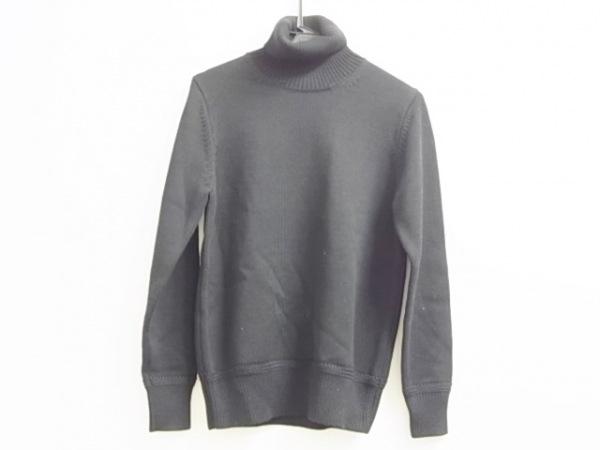 HYKE(ハイク) 長袖セーター サイズ2 M レディース美品  黒