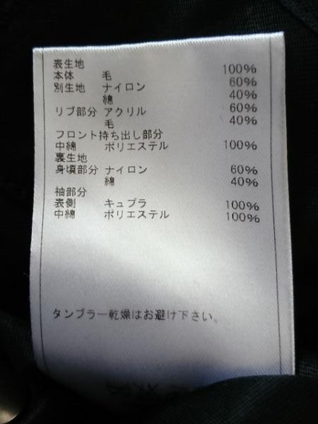 SCYE(サイ) ブルゾン サイズ38 M レディース美品  ダークネイビー×黒