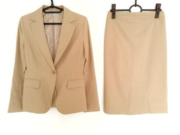 INTER PLANET(インタープラネット) スカートスーツ レディース ブラウン