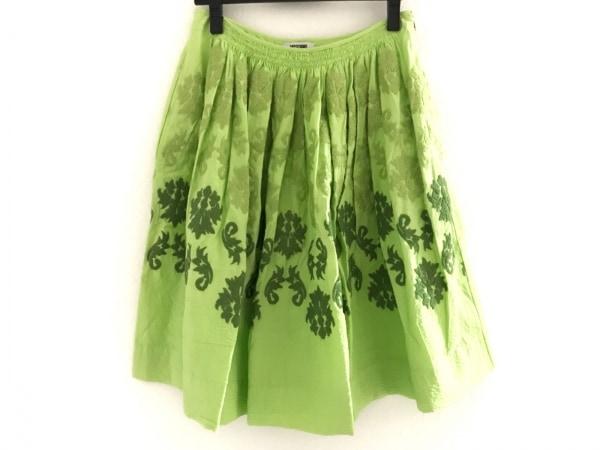 モスキーノ チープ&シック スカート サイズ40 M レディース 刺繍