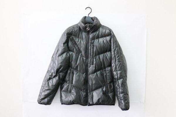 DIESEL(ディーゼル) ダウンジャケット サイズS メンズ カーキ 冬物