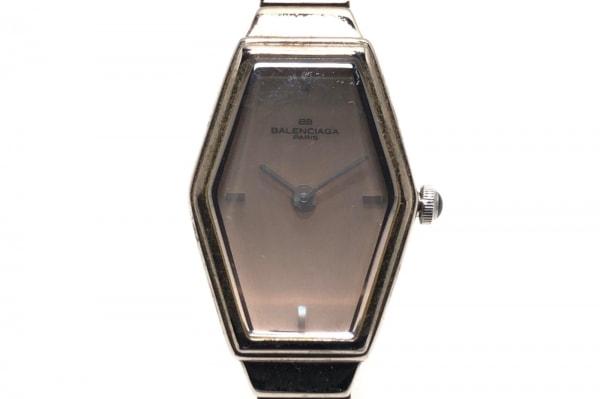 BALENCIAGA BB(バレンシアガライセンス) 腕時計 B420 レディース ピンク