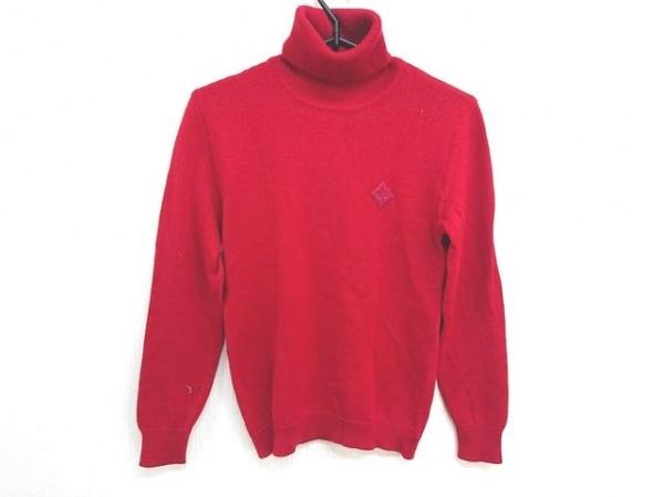 クリスチャンディオールスポーツ 長袖セーター サイズM レディース美品  レッド