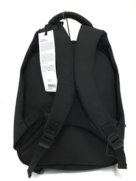 Cote&Ciel(コートエシエル) リュックサック美品  黒×ネイビー ナイロン