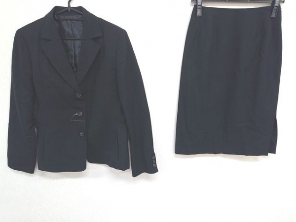 ef-de(エフデ) スカートスーツ サイズ9 M レディース美品  黒